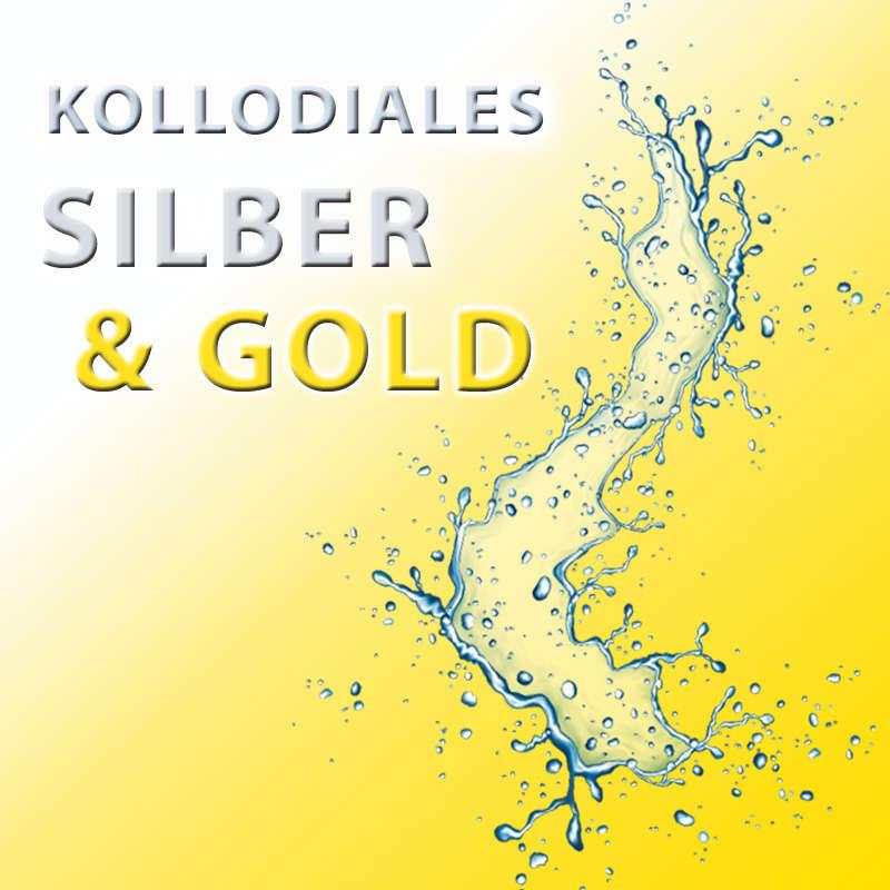 Kolloidales Silber & Gold kaufen